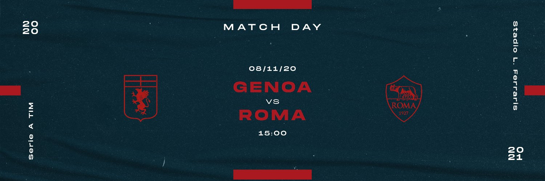 Genoa-Roma