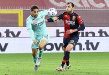 Pandev Rodriguez Genoa-Torino
