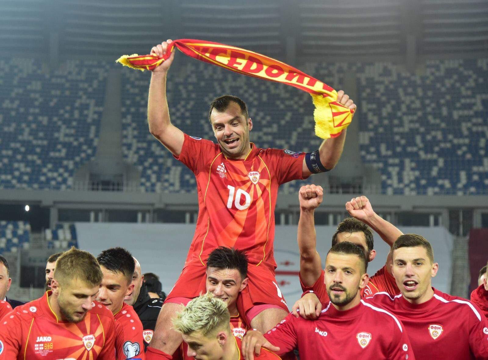 Pandev Macedonia