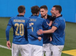 Jorginho Italia Nazionale