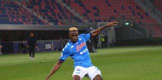 Osimhen Napoli Serie A