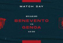 Benevento-Genoa