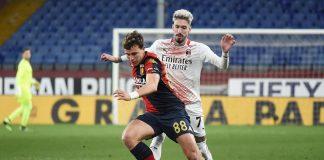 Pellegrini Castillejo Genoa-Milan