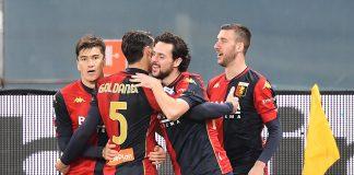 Goldaniga Destro Genoa
