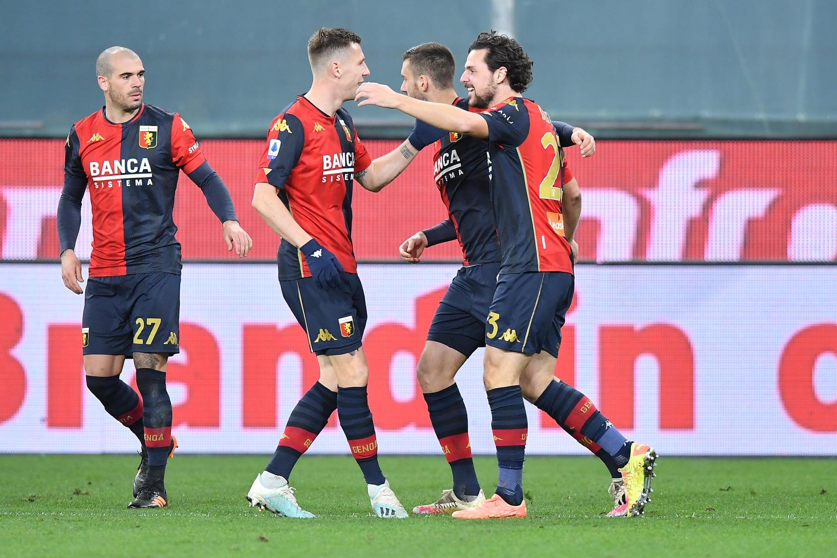 Destro Lerager Genoa