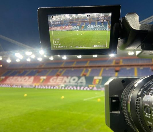 Sky Genoa Televisione Tv Serie A Ferraris