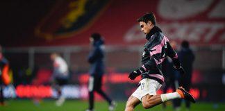Dybala Genoa-Juventus