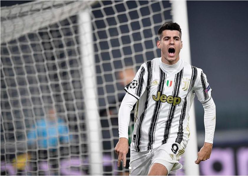Morata Juventus
