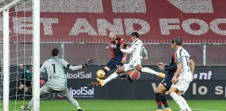 Sturaro Genoa-Juventus