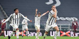 Serie A Bonucci McKennie
