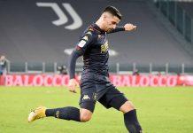 Ghiglione Juventus-Genoa