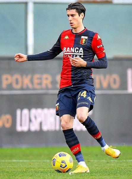 Melegoni Genoa