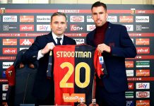 Strootman Marroccu Genoa
