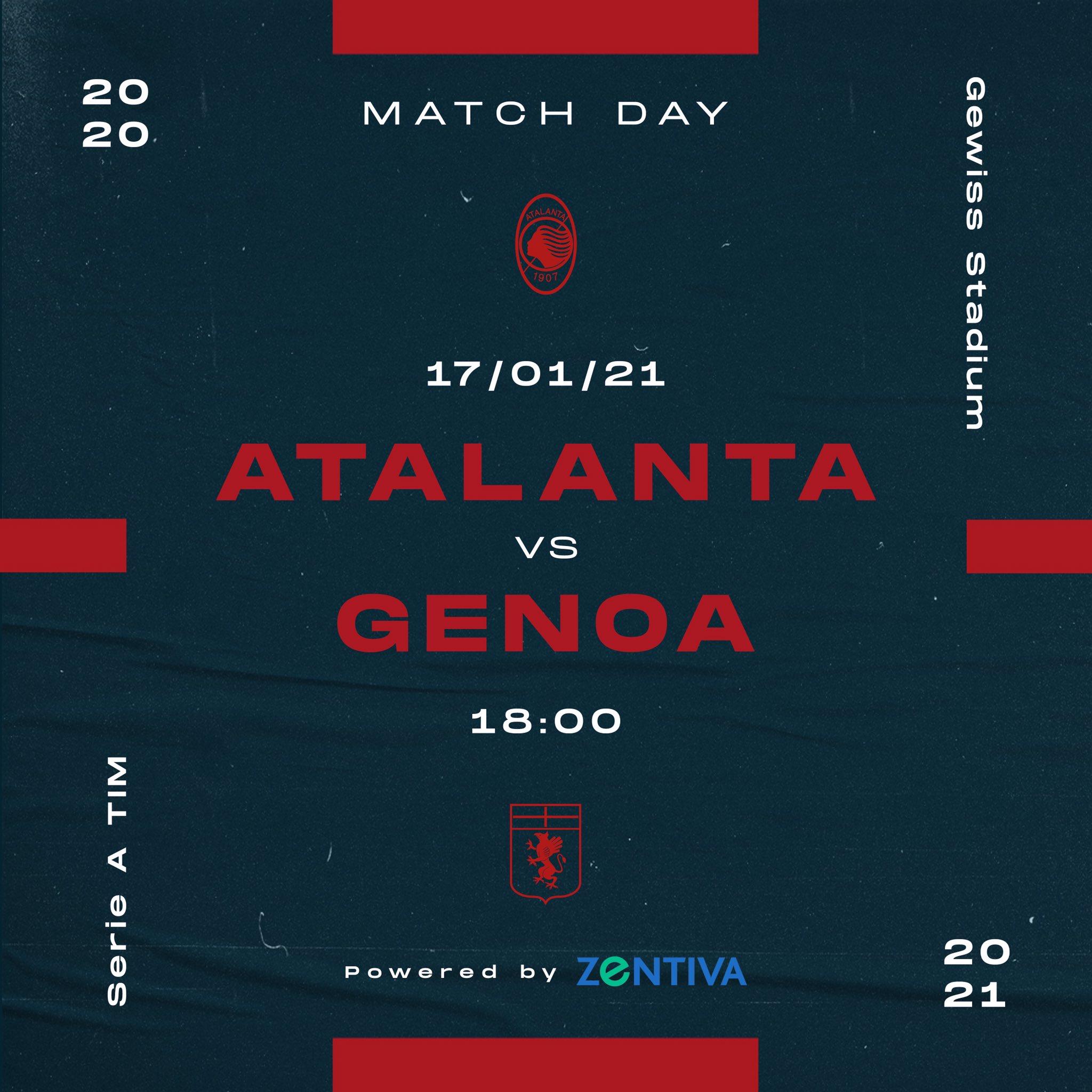 Atalanta-Genoa
