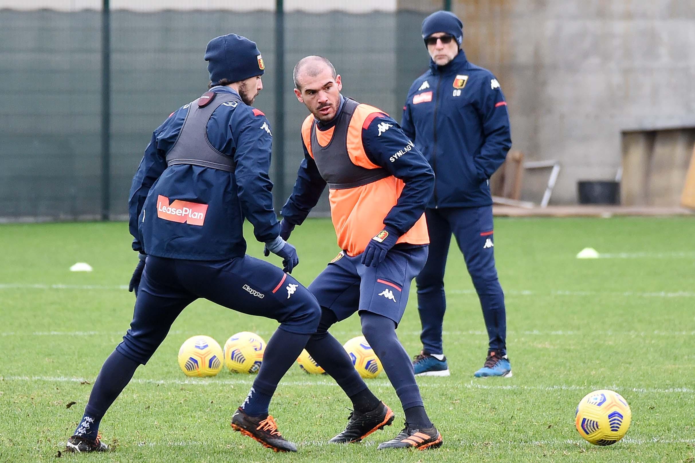 Ballardini Sturaro Genoa