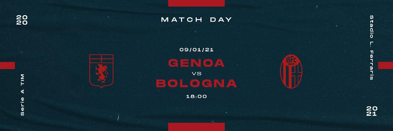 Genoa-Bologna