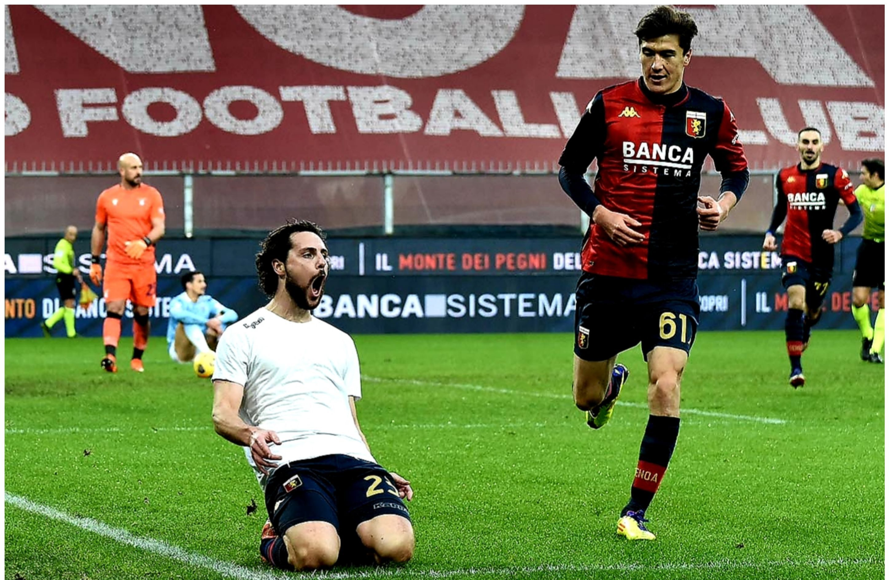 Genoa-Lazio Destro Shomurodov