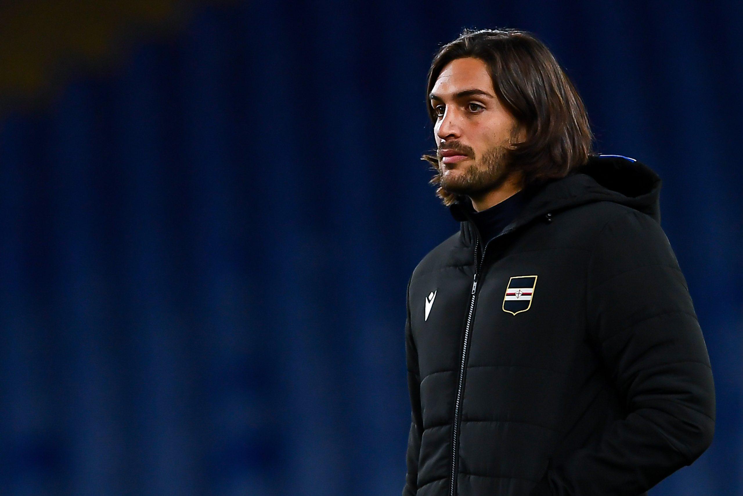 Torregrossa Sampdoria-Udinese