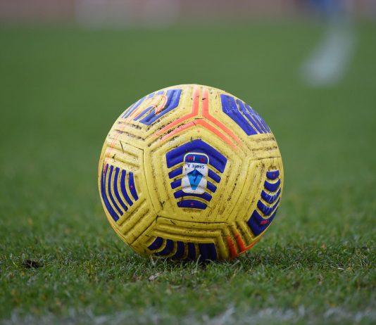 Palla pallone Serie A Atalanta