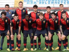Juventus-Genoa Genoa-Inter Spal-Genoa-Roma-Empoli Sassuolo-Genoa Cagliari-Genoa Primavera 2020-2021