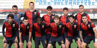 Cagliari-Genoa Primavera 2020-2021