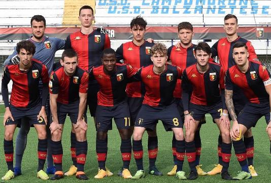 Spal-Genoa-Roma-Empoli Sassuolo-Genoa Cagliari-Genoa Primavera 2020-2021