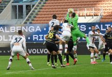 Handanovic Inter-Genoa