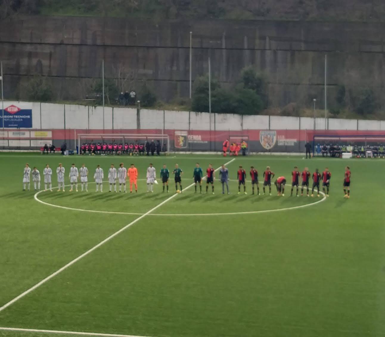 Genoa-Juventus Primavera
