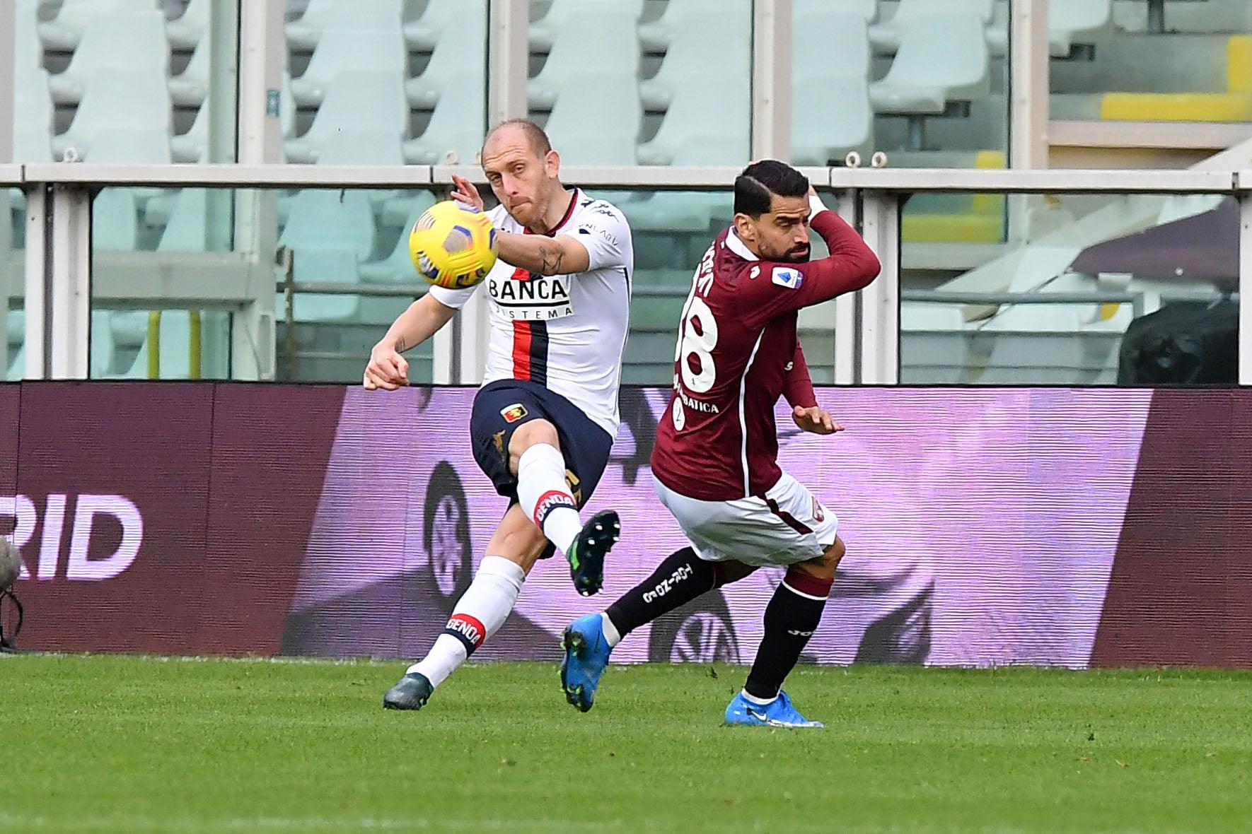 Masiello Rincon Genoa