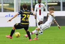 Barella Rovella Inter-Genoa