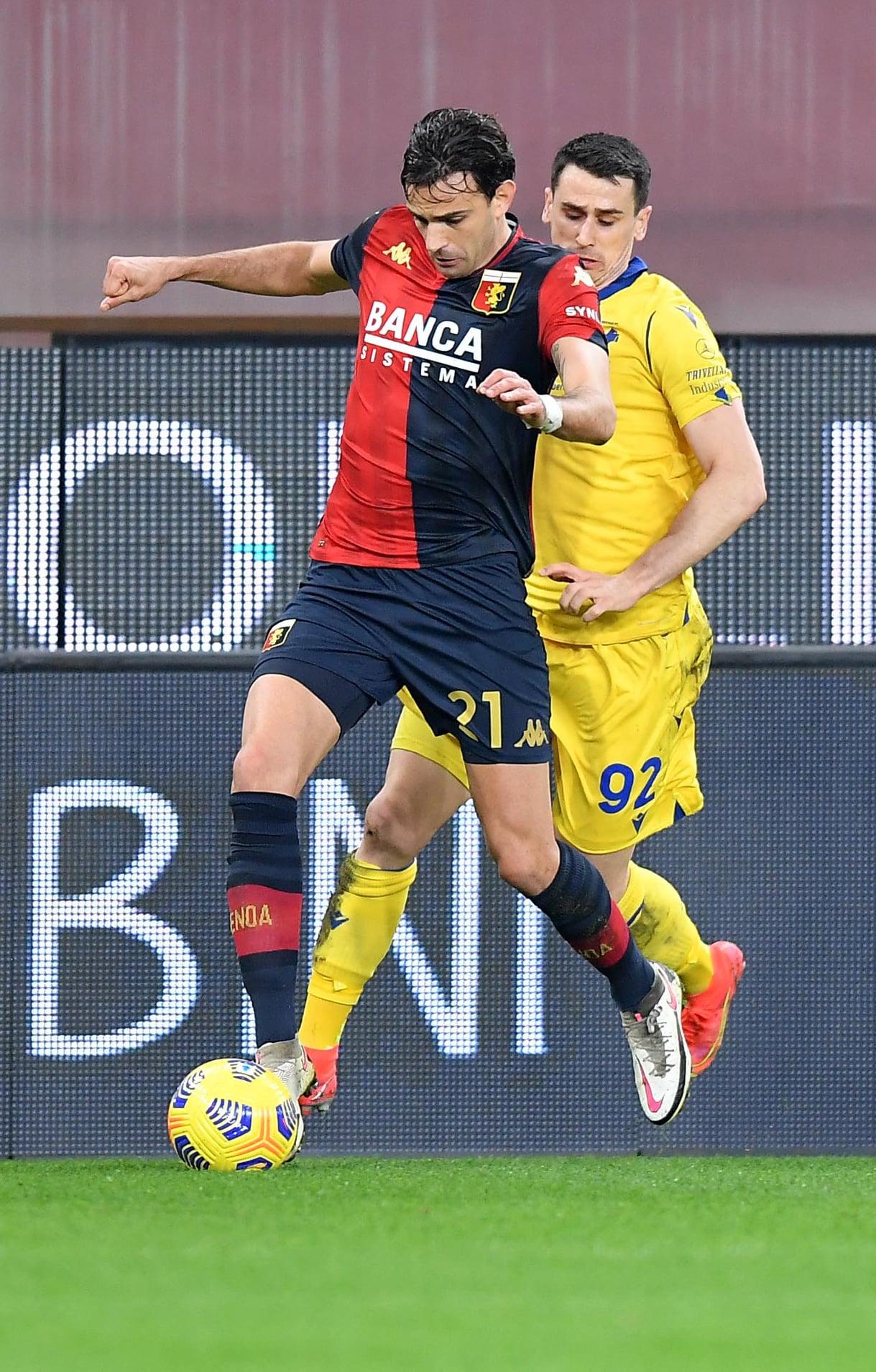 Radovanovic Genoa