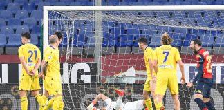 Badelj Genoa-Hellas Verona
