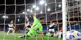 Pandev Musso Genoa-Udinese