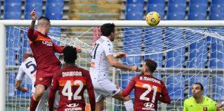 Mancini Roma-Genoa
