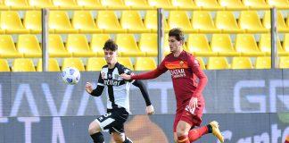 Parma-Roma Kumbulla