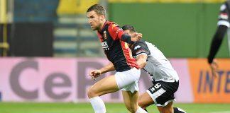 Strootman Genoa