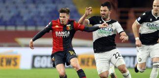 Arslan Zajc Genoa-Udinese