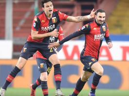 Radovanovic Zappacosta Genoa derby