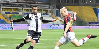 Czyborra Bani Parma-Genoa