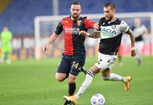 Biraschi Pereyra Genoa-Udinese