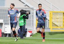 Goldaniga Scamacca Milan-Genoa
