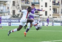 Boli Fiorentina-Genoa Primavera