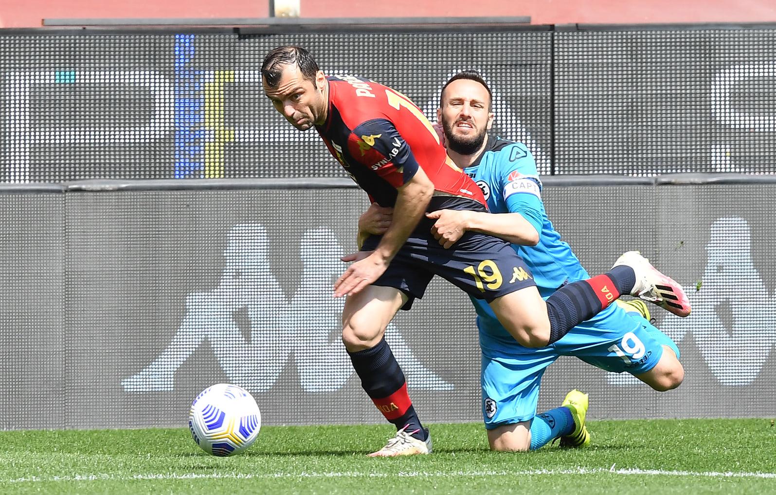 Pandev Terzi Genoa-Spezia