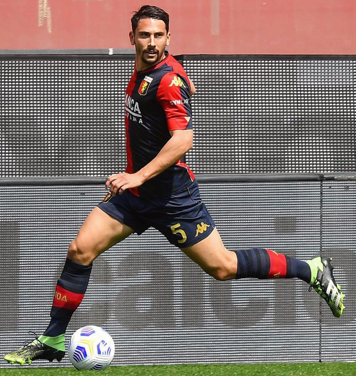 Goldaniga Genoa
