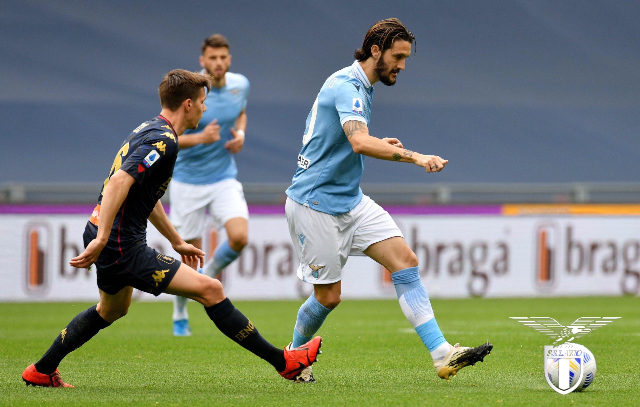 Luis Alberto Zajc Lazio-Genoa