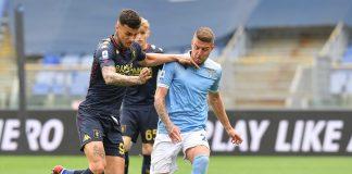 Scamacca Lazio-Genoa