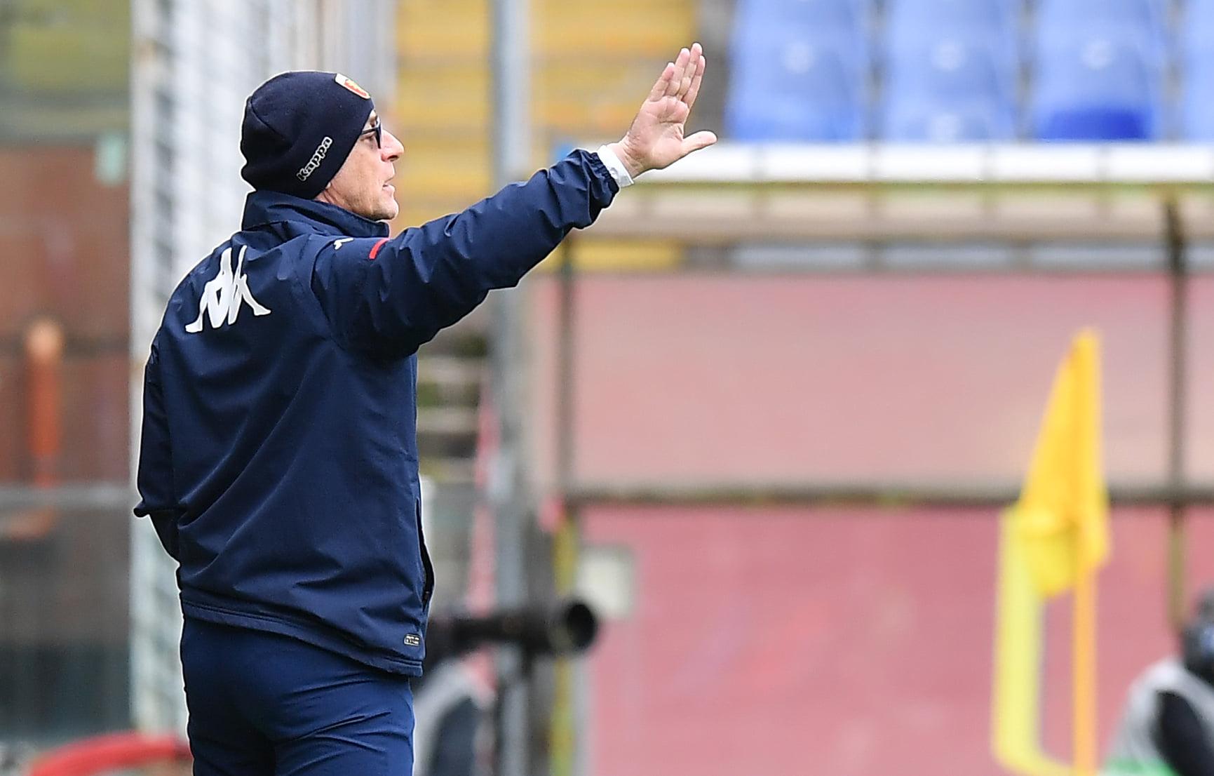 Ballardini Genoa