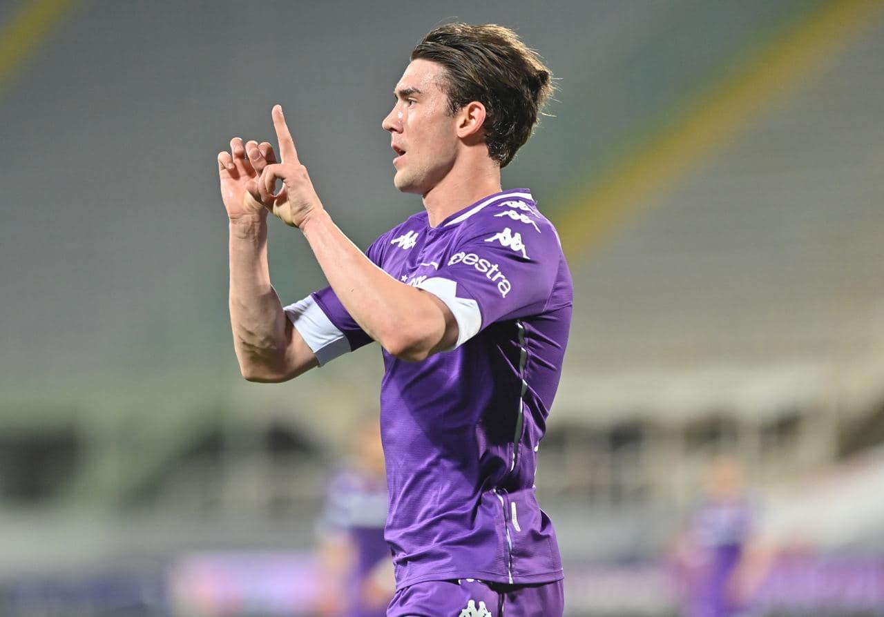 Vlahovic Fiorentina
