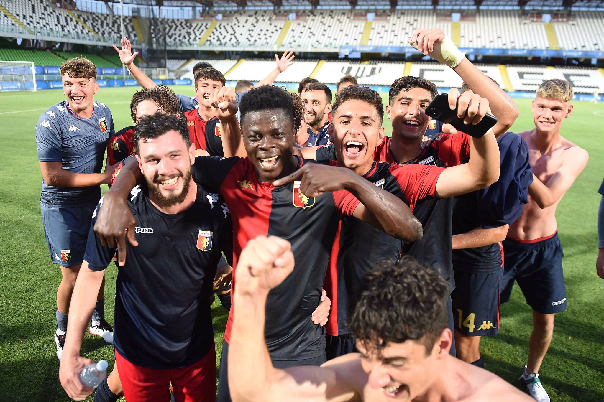 Genoa Under 18