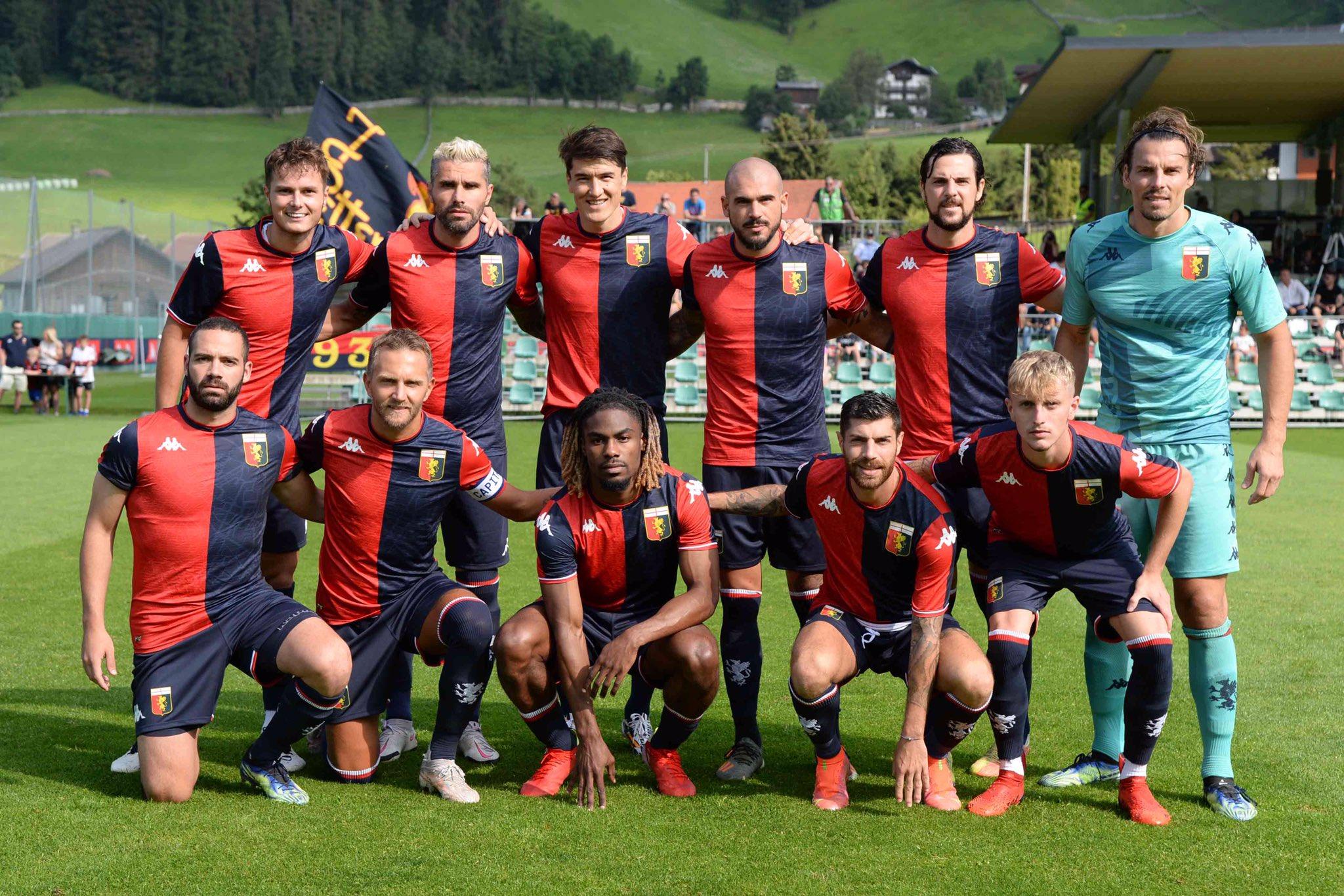 Wacker Innsbruck-Genoa